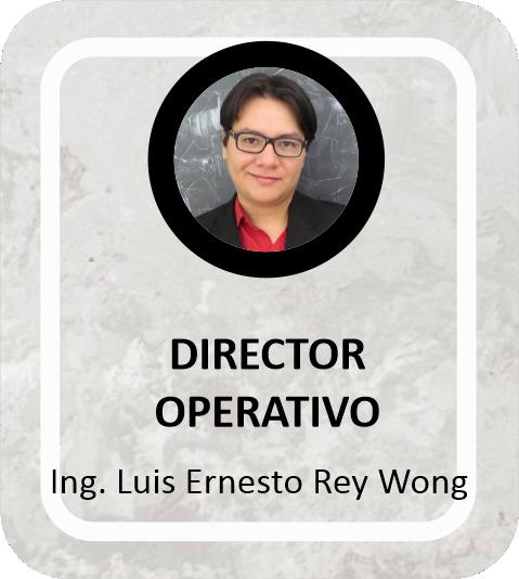 Luis Ernesto Rey Wong